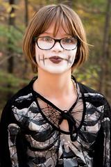 All Hallows Eve (Catherine Melvin) Tags: children naturallightportrait portrait halloween