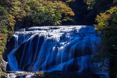 Waterfall (t.kunikuni) Tags: jp 日本 茨城県 茨城 いばらき イバラキ 久慈郡 久慈 くじ クジ 大子町 大子 だいご ダイゴ 袋田の滝 fukurodafalls fukurodanotaki 滝 waterfall falls japan ibaraki ibarakiken kujigun daigomachi daigo