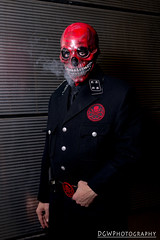 Red Skull (dgwphotography) Tags: cosplay nycc nycc2016 newyorkcomiccon nikond600 nikoncls redskull captainamerica