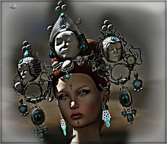 ╰☆╮Portrait╰☆╮ (яσχααηє♛MISS V♛ FRANCE 2018) Tags: zenith portrait catwa deetalez appliers beauty avatar avatars woman women pileup headpiece mesh weloveroleplay event events envogue roxaanefyanucci lesclairsdelunedesecondlife lesclairsdelunederoxaane euphoric face fashion jewels jewellery jewelry bijoux bouddha marketplace secondlife sl flickr headmesh artefact girl