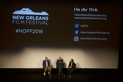 Opening Night of the New Orleans Film Festival