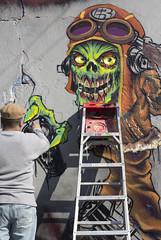 Rawfa In Progress (Rodosaw) Tags: documentation of culture chicago graffiti photography street art subculture lurrkgod
