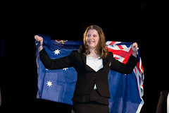 Closing Ceremony: 2016 WorldSkills Australia National Competition