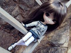 ~ Hellebore ~ (.~Sui~.) Tags: pullip nanachan groove doll hellebore monique wig faith macroeyes pequenavalentina