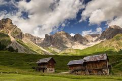 Malghe a Fuciade (cesco.pb) Tags: valdifassa fuciade dolomiten dolomiti dolomites alps alpi canon canoneos60d tamronsp1750mmf28xrdiiivcld trentino trentinoaltoadige montagna mountains