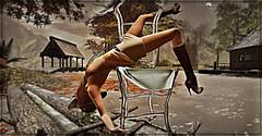 ╰☆╮Something wild╰☆╮ (яσχααηє♛MISS V♛ FRANCE 2018) Tags: marvelousmonthlyevent poseloverfriends petitchat pc event iaswas itallstartwithasmile roxaanefyanucci blog blogging blogger topmodel modeling posemaker poses france mesh bodymesh maitreya woman women secondlife sl