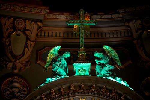 l'église des Saints-Anges-Gardiens