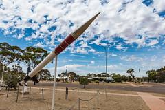 Bombs, rockets and missiles at Woomera, South Australia (Strabanephotos) Tags: bombs rockets missiles woomera south australia
