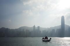 Smogsilhouette (the maki) Tags: hongkong smog