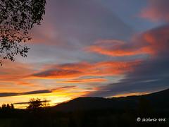 autumn sunrise (skistar64) Tags: morning morgen sonnenaufgang sunrise herbst autumn fall farben farbenpracht colours daham drausen outside outdoor finsterdorf wimitzerberge kärnten carinthia