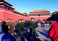 China - Beijing - Forbidden City & Tiananmen Square (39) (pensivelaw1) Tags: china tiananmensquare beijing