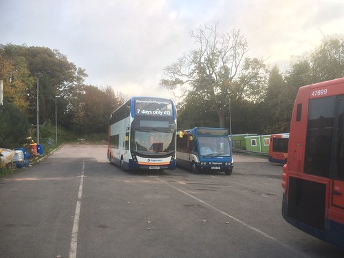 Stagecoach South West Torquay Depot