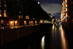Hamburg,Speicherstadt (Germany) (jens_helmecke) Tags: speicherstadt stadt hansestadt city hamburg kanal wasser water nikon jens helmecke deutschland germany