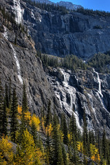 Rugged (RH Miller) Tags: rhmiller reedmiller landscape mountains waterfalls icefieldsparkway canada canadianrockies