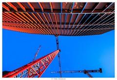red crane 01_web (vschh) Tags: architecure architektur city germany frankfurt canon eos70d