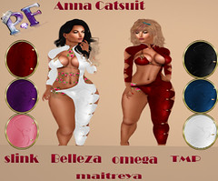 Anna Catsuit (princessfashion100) Tags: tagsslink omega tmp second life lolas belleza banned appliers mesh body sl freebie dollarbie hunter free marketplace interior labelmotion kitja spirit breathe lelutka pinkfuel wasabipills uber ryca reign