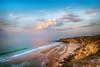 Sea and clouds (Varvara_R) Tags: nature travel portugal seascape rocks coast beach sky clouds evening weather longexposure hdr nikond800 coth absolutelystunningscapes diamondclassphotographer flickrdiamond