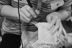 Attention to detail (radargeek) Tags: homesteadheritage waco tx texas crafting basket
