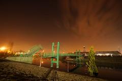 DSC08484 (cemilÖzenli) Tags: eskişehir fener adası gaga yaya köprüsü porsuk sonbahar pedestrian bridge sunrise autumn