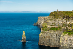 The Cliffs of Moher (pstani) Tags: cliffsofmoher countyclare europe ireland republicofireland