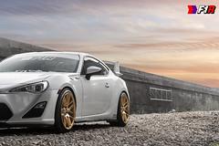 FRS-(58) (F1R Wheels) Tags: f1r f1rwheels importtuner import tuner
