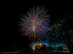 Kempsey Twilight Markets and Christmas Festival (Photography By Tara Gowen) Tags: fireworks night longexposure nikon australia kempsey nsw taragowen photographybytaragowen tokina1116mm colours