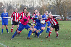 Altrincham LFC vs Stockport County LFC - December 2016-158 (MichaelRipleyPhotography) Tags: altrincham altrinchamfc altrinchamlfc altrinchamladies alty amateur ball community fans football footy header kick ladies ladiesfootball league merseyvalley nwrl nwrldivsion1south nonleague pass pitch referee robins shoot shot soccer stockportcountylfc stockportcountyladies supporters tackle team womensfootball