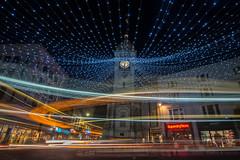 Brighton Clocktower (lloydich) Tags: sussex brighton night lights xmas christmas dark
