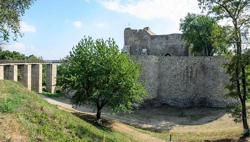 Neamt Citadel. Cetatea Neamt