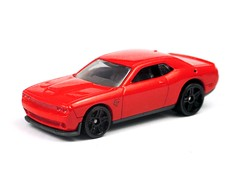 HotWheels - '15 Dodge Challenger SRT (Leap Kye) Tags: red sports car logo toy model muscle rear engine first super racing american hotwheels third 164 dodge chrysler mopar concept edition category generation mattel scoop challenger spoiler v6 blablabla hellcat srt armedclown309