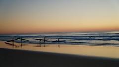 Paradise (Deniz Kilicci) Tags: life morning family friends sky orange beach water weather 35mm landscape coast seaside amazing team sand perfect kayak waves outdoor sony australia beachlife shore qld queensland surfers alpha f4 surfersparadise teamwork goldcoast luckycountry a6000 selp18105g sonya6000