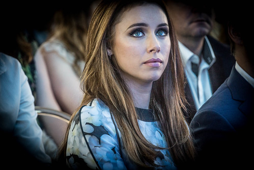UNA FODEN AT RTE's WINTER SEASON LAUNCH [SMOCK ALLEY THEATRE] REF-107004