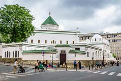 Grande Mosque de Paris (wiandt.gabor) Tags: paris france de grande sony mosque a6000 ilce6000