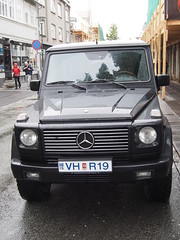My dreamcar, The G class!