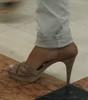 Street feet (372) (♠I Love Feet & Shoes♠) Tags: street sexy feet stockings pie shoes highheels sandals tights lingerie heels pés huf hoof bas pieds mules pantyhose schuhe casco piedi meias medias scarpe sandalias chaussures sapatos sandálias zapatillas sandalen ноги sandales чулки sabot sandali πόδια strümpfe ботинок παπούτσια туфля calcanhares каблуки füse σανδάλια κάλτσεσ копыто сандалий οπλή