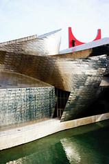 Guggenheim // Bilbao (Giuseppe Della Greca) Tags: art architecture modern design gehry bilbao guggenheim