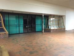 Empty Storefront, Lakeshore Mall (MichaelSteeber) Tags: plaza wisconsin mall empty storefront lakeshore edgewater manitowoc