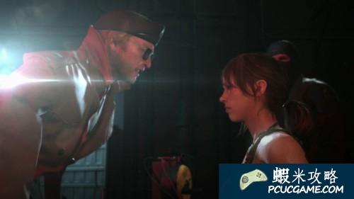 《潛龍諜影5:幻痛》人形態Boss怎麼打