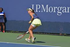 Sorana Cirstea (mrenzaero) Tags: tennis wta usopen hibi cirstea soranacirstea