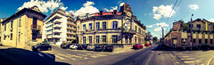 Bucuresti (Dumby) Tags: street panorama architecture cartier romania bucharest bucuresti