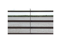 (marco zampieron) Tags: rio metal puerto agua rosario parana isla norte lineas vegetacion baranda