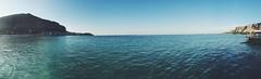 panoramica (mgsilmarie) Tags: blue sea landscape italia mare palermo golfo mondello