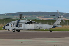 166324 HH-60S [70-2636] at Inverness 13/10/2015 (nairnradar) Tags: military helicopter inverness egpe hh60s