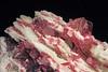 Elbaite on Albite (Ron Wolf) Tags: brazil minasgerais nature crystal hexagonal mineral geology gem tourmaline earthscience gemstone elbaite albite mineralogy