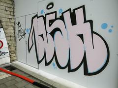 (ǝɹpɹoʇǝɹɐןıɥd) Tags: brussels streetart graffiti belgium belgique tag belgië bruxelles brussel
