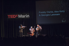 TEDxMarin 2015 San Rafael  Glen Graves photographer155 Freddy Clarke, Alex Kelly, Georges Lammam