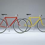 ライトウェイトスポーツ自転車の写真