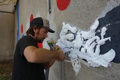 Graffiti für Blinde: Loomit (Alexis Dworsky) Tags: streetart loomit graffitifürblinde