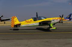 Extra (5) (Indavar) Tags: plane airplane airshow chipmunk mustang albatros rand beech at6 radial an2 p51 l39 antonov dc4 dhc1 beech18 t28trojan b378