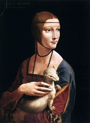vinci_lady_with_ermine_cecili_gallerani_1496 (Art Gallery ErgsArt) Tags: museum painting studio poster artwork gallery artgallery fineart paintings galleries virtual artists artmuseum oilpaintings pictureoftheday masterpiece artworks arthistory artexhibition oiloncanvas famousart canvaspainting galleryofart famousartists artmovement virtualgallery paintingsanddrawings bestoftheday artworkspaintings popularpainters paintingsofpaintings aboutpaintings famouspaintingartists